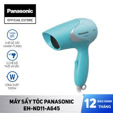Máy Sấy Tóc Panasonic EH-ND11-W645 (Trắng)/ EH-ND11-A645 (Xanh) - Bảo Hành  12 Tháng - Hàng Chính Hãng