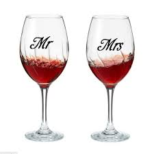 Set Of 8 Beauty And The Beast Wine Glass Decals Stickers Wedding Parties Diy Wa