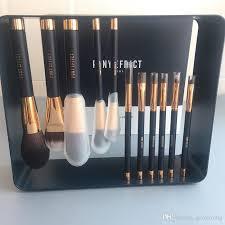 pony effect magnetic brush set brushes