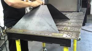 downdraft welding table plans plans diy