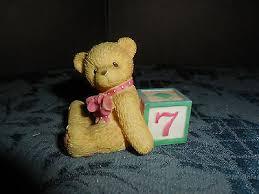 "1997 CHERRISHED TEDDY Priscilla Hamilton Enesco Bear Toy Nutcracker 14""  Tall - £19.95 | PicClick UK"