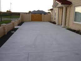 color for our concrete driveway