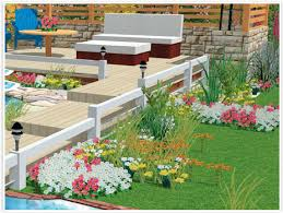19 awesome garden design 3d free