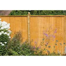 Decorative Fences Garden Outdoors Pack Of 10 Dip Treated 3ft Forest Closeboard Fence Panel