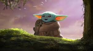 2932x2932 child yoda 4k ipad pro retina