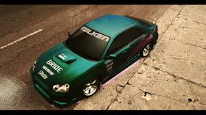 Nfs U2 Hood Decals By Ar4i Need For Speed Underground 2 Nfscars