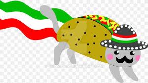 mexican cuisine taco nyan cat desktop
