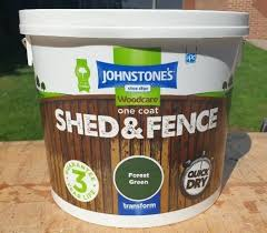 Shed And Fence Paint 5 Ltr In Kirklees For 10 00 For Sale Shpock