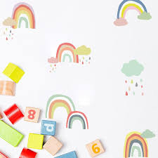 Over The Rainbow Wall Decals My Urban One