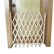 40x104cm Pet Door Simple Installation Wood Color Gate Fence Fits All Interior Exterior Doors For Dogs Cats Lazada Ph