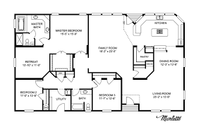 floor plan clayton homes home floor