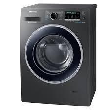 Máy giặt 9 Kg Samsung WW90J54E0BX/SV hơi nước