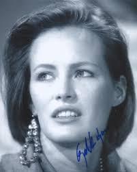 Gabrielle LAZURE Autograph (Signed photo)
