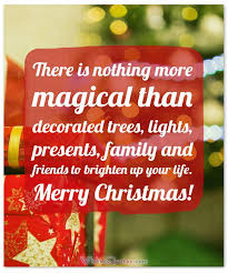 christmas messages for friends and family by wishesquotes