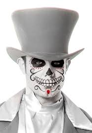 day of the dead makeup guys saubhaya