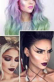scary zombie halloween makeup ideas