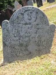 Abigail West (1734-1752) - Find A Grave Memorial