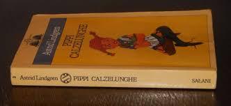 Risultato immagini per pippicalzelunghe libro