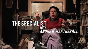 The Vinyl Factory - The Specialist: Andrew Weatherall