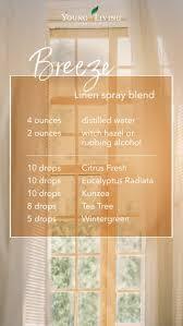 diy linen spray recipe young living