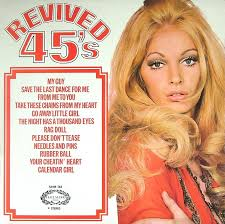 Revived 45s - TOP OF THE POPS LPs