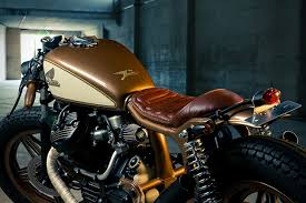 honda cx500 cafe racer by kingston