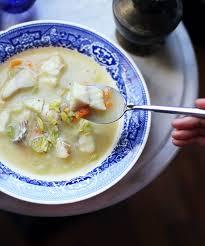 Recipe: Creamy-Yet-Light Fish Chowder ...