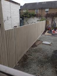 New Fence Painted In Hardwick White By Farrow And Ball Fence Paint Garden Inspiration Outdoor Decor