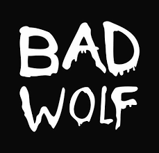 Robot Check Bad Wolf Doctor Who Art Truck Stickers