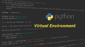 benefits of using a virtual environment