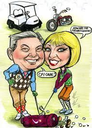 caricatures ireland by allan cavanagh