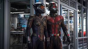 ant man and the wasp review
