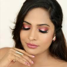 indian wedding makeup tutorial step