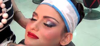 bridal eyes makeup in hindi saubhaya