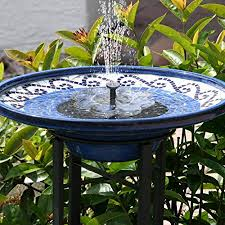qualife solar water fountains outdoor