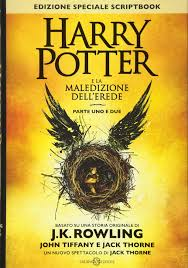 Harry Potter e la maledizione dell'erede (Italian version of Harry ...