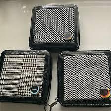 mac lormade set of 3 makeup cases