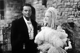 Orson Welles and Hillary Brooke in Jane Eyre 1944   Orson welles ...