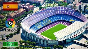 La Liga Stadiums 2019/20 - YouTube