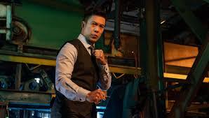 Netflix: Wu Assassin's deadly polite stepdaddy, Byron Mann, is ...