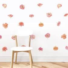 Poppy Wall Decals Project Nursery