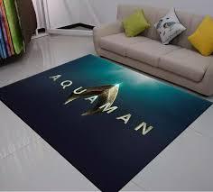Aquaman Rug The Film Movie Floor Mat Outdoor Rug Kids Bedroom Rugs 3d Print Anti Slip For Living Room Carpet Kids Gift Carpets Rug Aliexpress