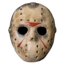 Friday The 13th Jason Deluxe Adult Mask Walmart Com Walmart Com