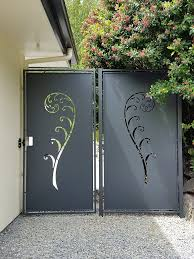 Custom Metal Wrought Iron Gates And Fencing Adam Styles Creative Metal Nelson New Zealand Adam Styles Creative Metal
