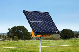 Livestock Supplies All Leads And Earth S Xstop 2 Km Compact Solar Powered Electric Fence Energiser Business Office Industrial Union Cs Co Jp