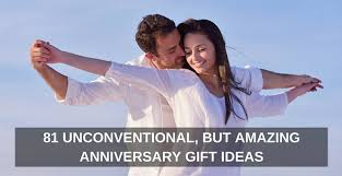 but amazing anniversary gift ideas