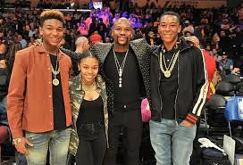 Floyd Mayweather's ex-girlfriend and ...