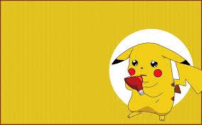 pokémon pikachu wallpapers wallpaper cave