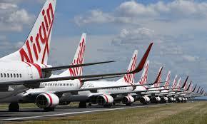 Virgin Australia suspends trade on the ...