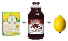 cleansing detox water recipe to lose